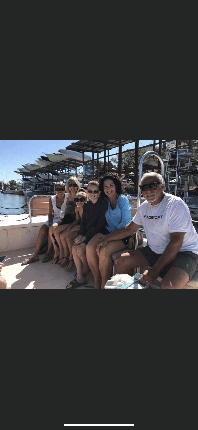 Easter Vacation – Parasailing